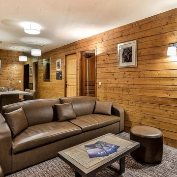 Chalets val thorens gemini lounge