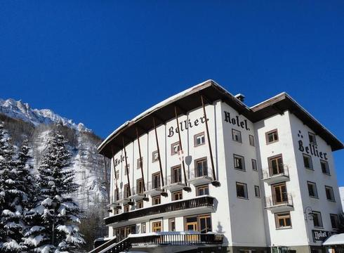 Hotel Bellier ski hotel in Val d'Isere