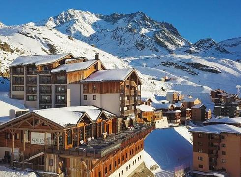 Hotel Koh - I Nor ski hotel in Val Thorens