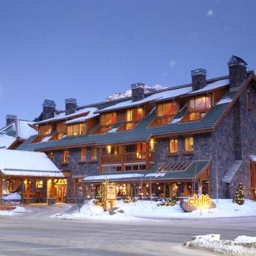 The Fox Hotel & Suites ski hotel in Banff