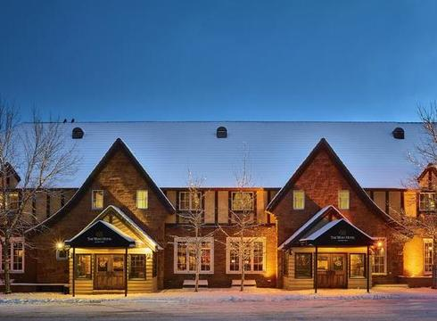 Hotel The Wort ski hotel in Jackson Hole