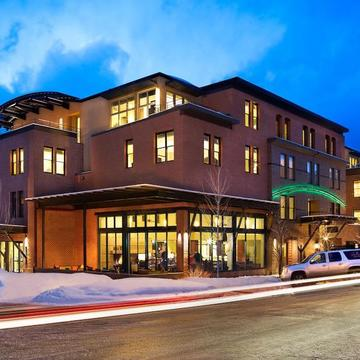 The Limelight ski hotel in Aspen