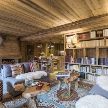 Chalet Barmettes ski chalet in Val d'Isere