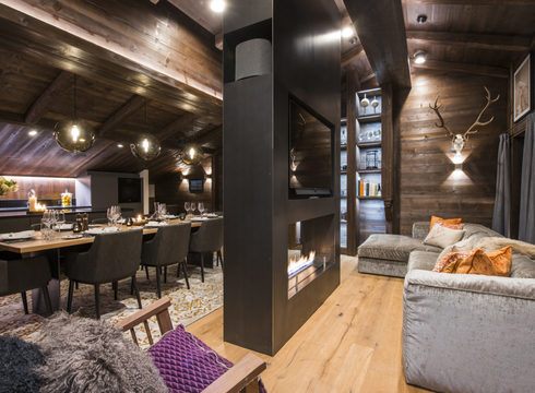 Apartment Balegia Penthouse ski chalet in Lech