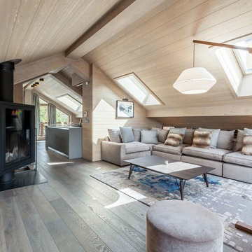 Apartment Tueda Lodge ski chalet in Meribel