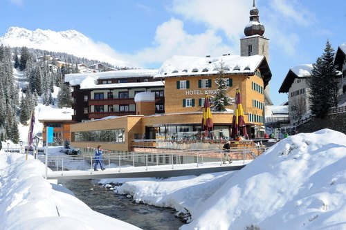 Ski hotels - a wide choice across the Alps