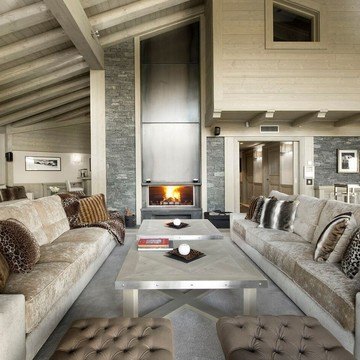 Chalet Karakoram ski chalet in Courchevel 1850