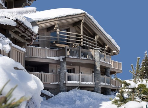 Chalet Panmah ski chalet in Courchevel 1850