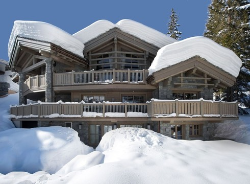 Chalet Baltoro ski chalet in Courchevel 1850