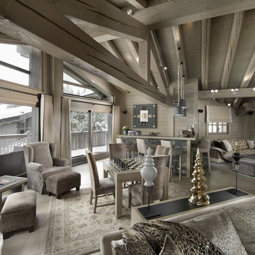 Chalet Abruzzes ski chalet in Courchevel 1850