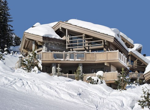 Chalet Muztagh ski chalet in Courchevel 1850