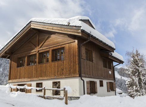 Chalet Orchidee ski chalet in Courchevel Moriond
