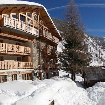 Chalet Hattiers ski chalet in Tignes (Les Brevieres)