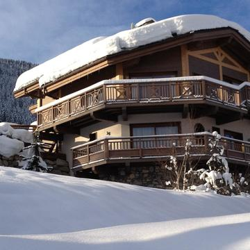 Chalet Igloo ski chalet in Courchevel Le Praz