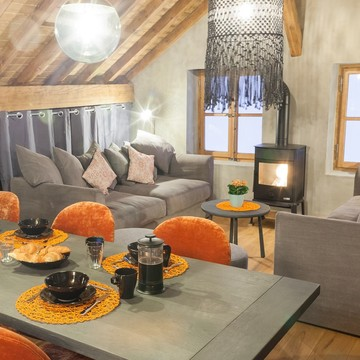 The Loft At 272 ski chalet in Chamonix