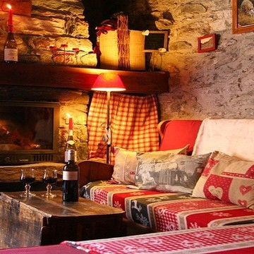 Chalets tignes brevieres lo soli lounge