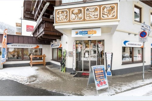 Ski Hire Zell am See