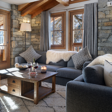 Chalet Sundance ski chalet in Tignes (Les Brevieres)