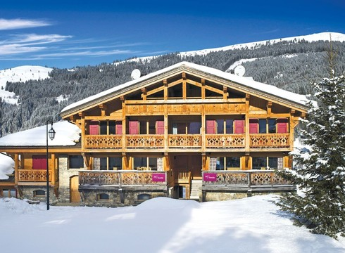 Chalet Grand Mouflon ski chalet in Les Gets