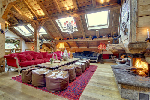 Short break ski chalets - the Ferme de Lac Vert near Morzine