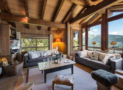 Chalet Face Nord ski chalet in Courchevel Village