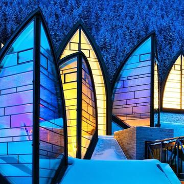 Tschuggen Grand Hotel ski hotel in Arosa
