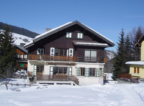 Chalet Clochettes ski chalet in Megeve