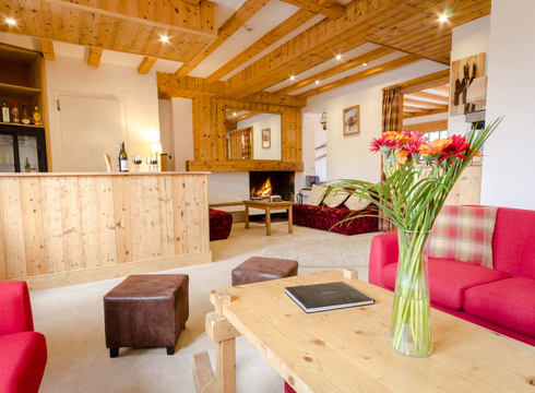 Chalet Hotel Rond Point ski chalet in Megeve