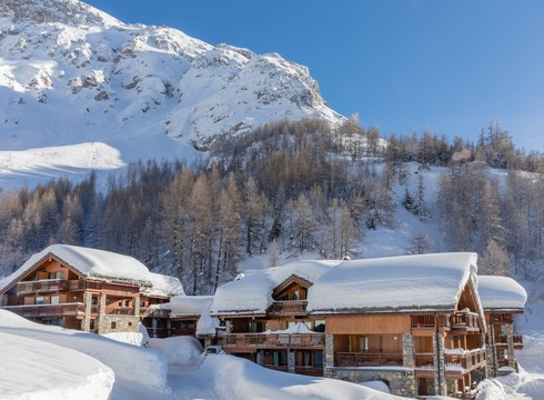 Chalet Saulire ski chalet in Val d'Isere