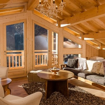 Chalets peisey chalet barthelemy