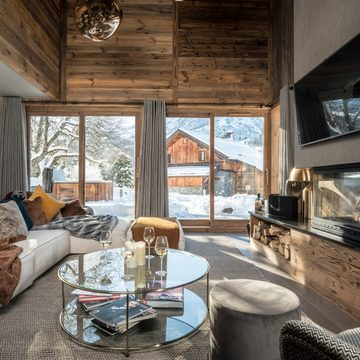 Chalet Baita ski chalet in Meribel Village