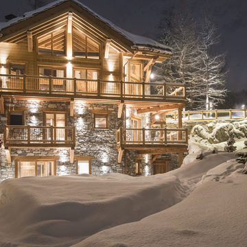 Chalets val d%27isere chalet machapuchare
