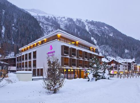 Hotel Anthonys ski hotel in St Anton