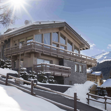 Chalet Dolce Vita ski chalet in Courchevel Moriond