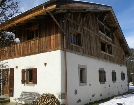 Chalets in St Gervais - Ski Chalet Mont Blanc