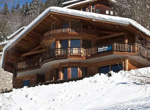Chalet Laurent ski chalet in Morzine