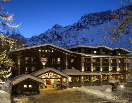 Hotels in Cervinia - The luxury Hotel Hermitage
