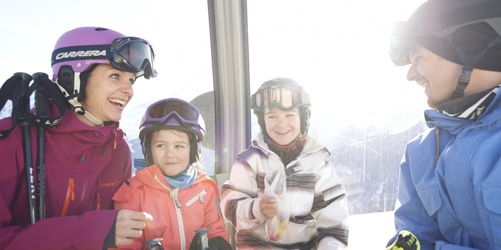 Top 5 Family Ski Resorts