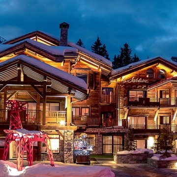 Hotel La Sivoliere ski hotel in Courchevel 1850