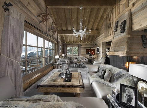 Chalet Grande Roche ski chalet in Courchevel 1850