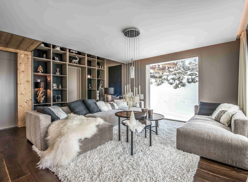 Chalet Acelia ski chalet in Courchevel Village
