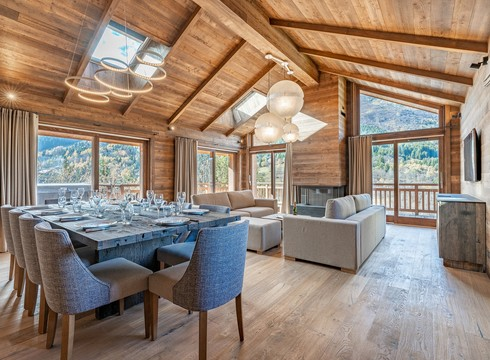 Chalet Appaloosa ski chalet in Meribel