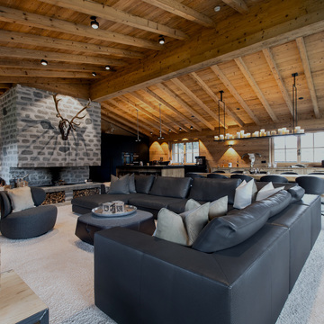 Chalets in lech the chalet