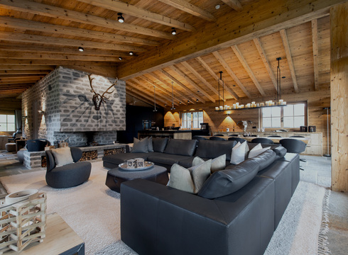 The Chalet In Oberlech ski chalet in Lech