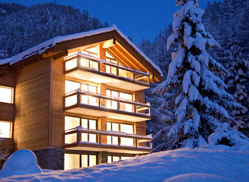 Chalet Altesse Ground Floor ski chalet in Zermatt