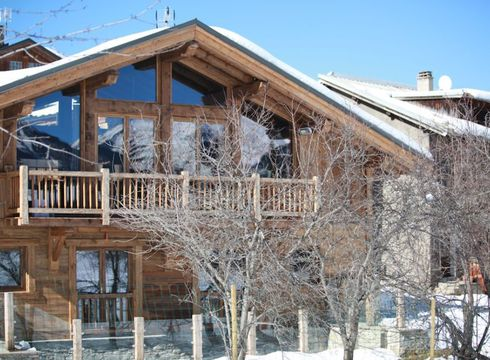 Chalet Dulcis Casu ski chalet in Courchevel Le Praz