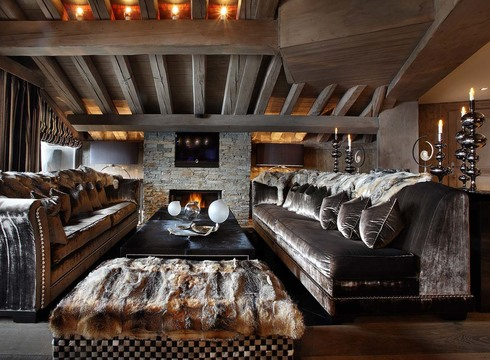 Chalet Atlantique ski chalet in Courchevel 1850