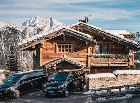 Chalet Pearl ski chalet in Courchevel 1850