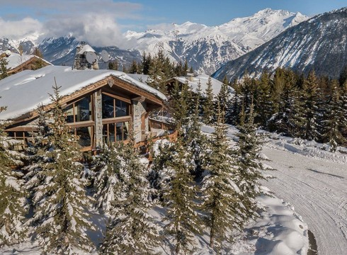 Chalet Totara ski chalet in Courchevel 1850