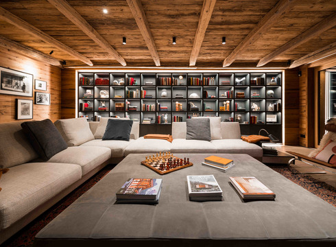 Chalet Arula One ski chalet in Lech